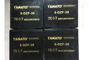 Bình ắc quy xe máy điện yamato