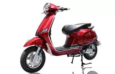 xe máy điện vespa dk roma sx