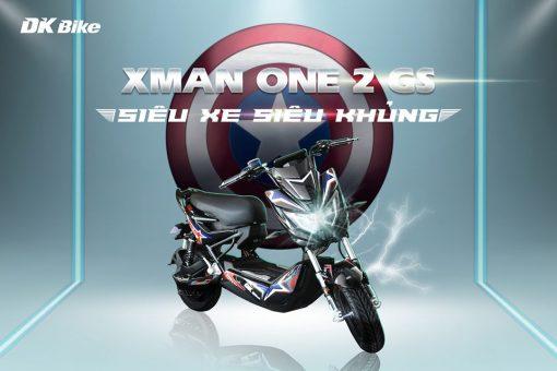 xe máy điện Dk Xman One 2GS